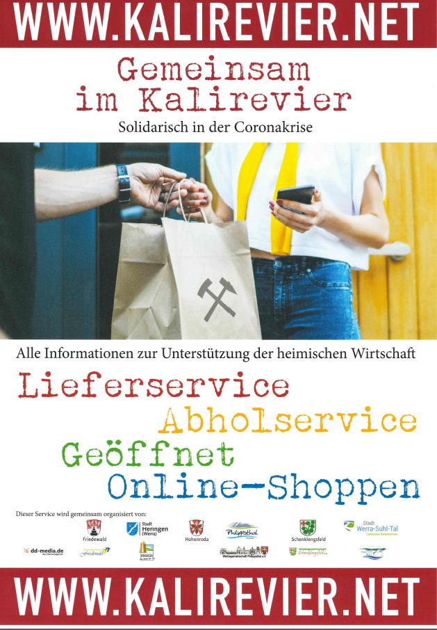 Flyer Kalirevier