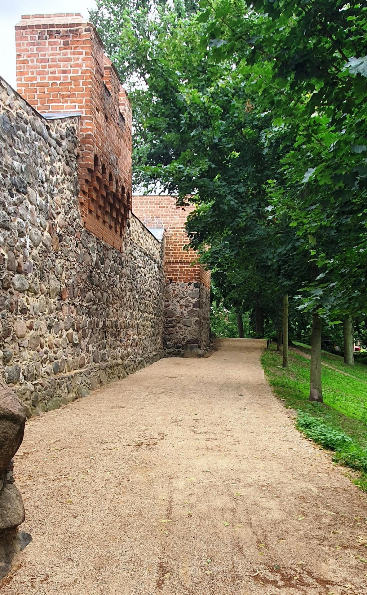 Wegedecke StadtmauerI