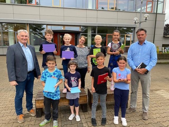 Spende Keller Schule 2021