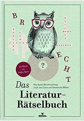 Stefan Heine Das Literatur-Rätselbuch
