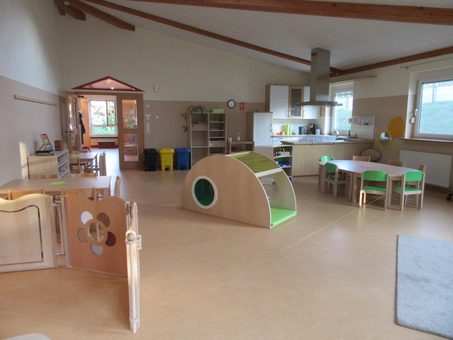 Kindergarten Asterode