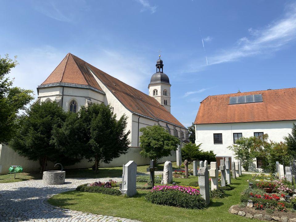 Jakobsweg-Radlwallfahrt Miltach 2021 7