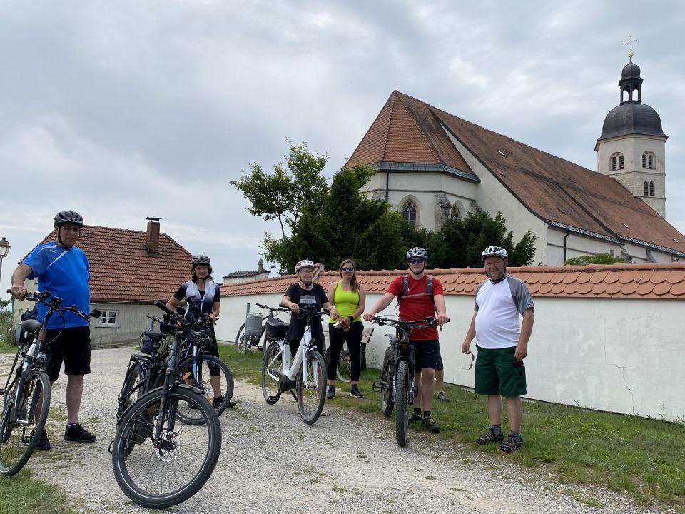 Jakobsweg-Radlwallfahrt Miltach 2021 11