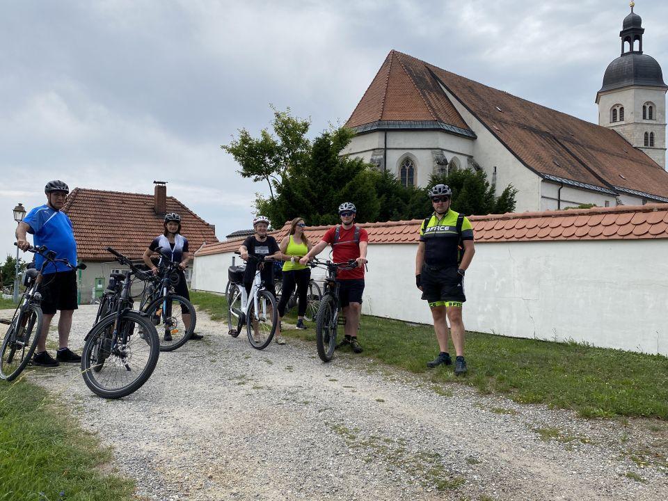 Jakobsweg-Radlwallfahrt Miltach 2021 12