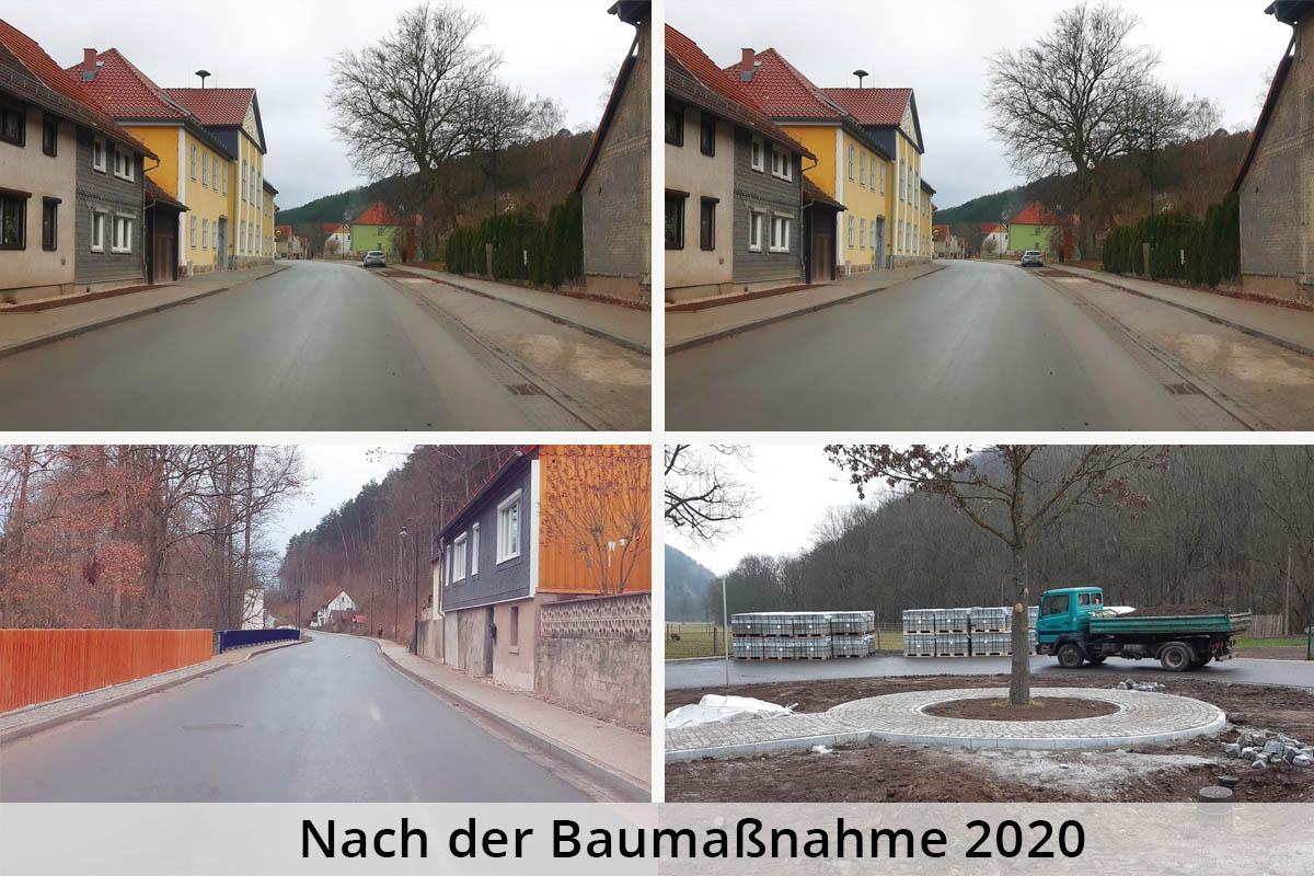 Liebenstein-Baumaßnahme-Strassenerneuerung_nachher