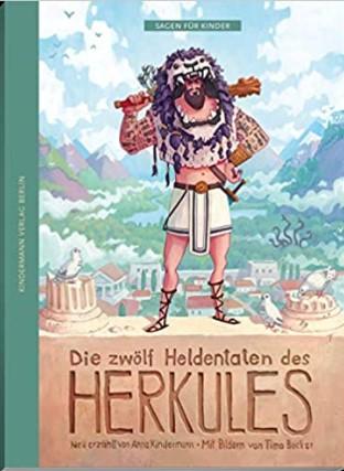 Die zwölf Heldentaten des Herkules