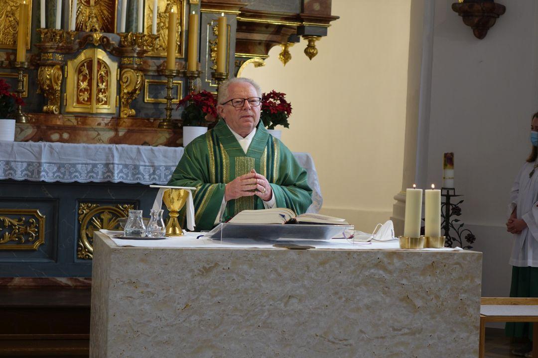 Glückwünsche Monsignore Blaibach 5
