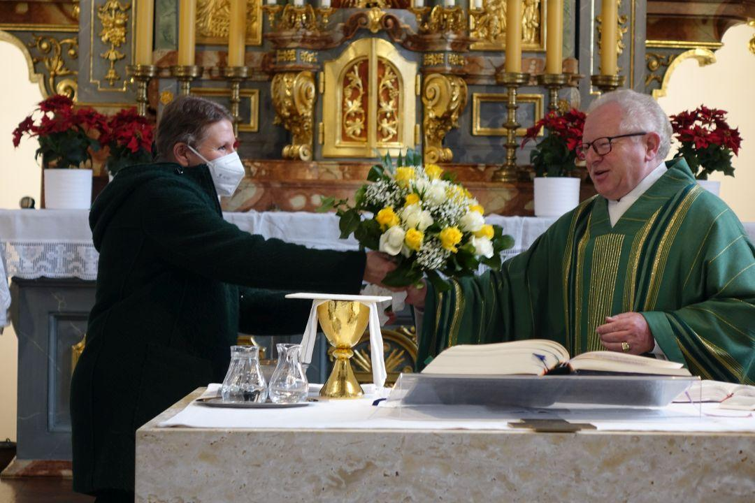 Glückwünsche Monsignore Blaibach 6