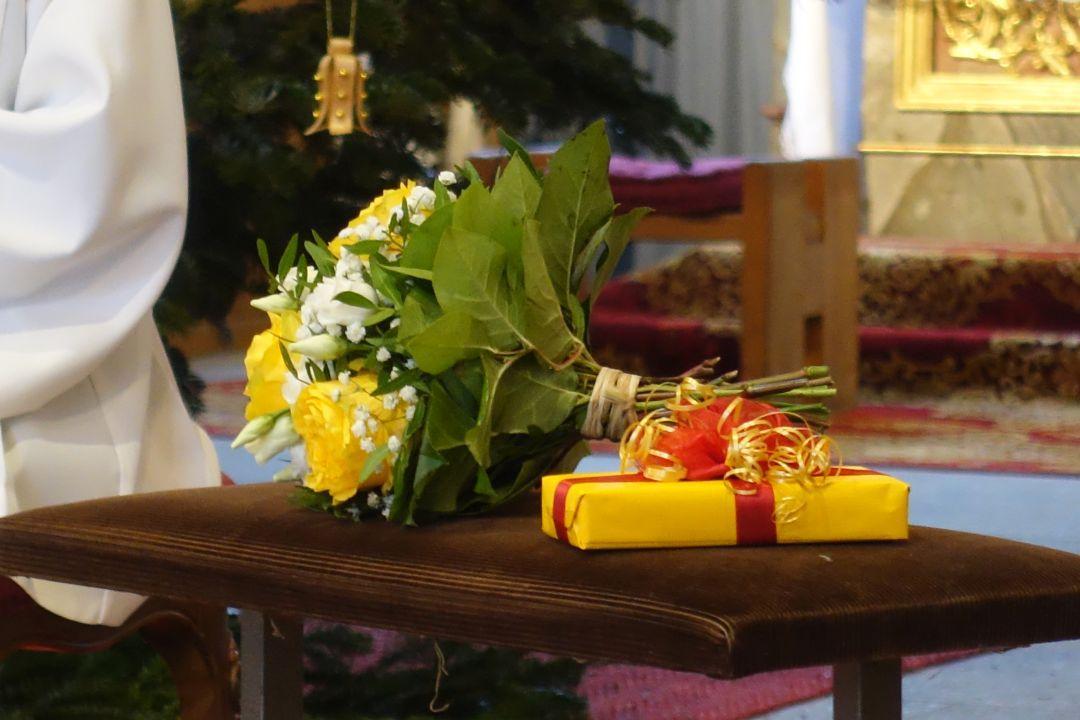 Glückwünsche Monsignore Miltach 3