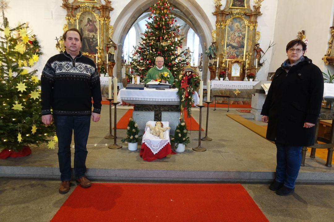 Glückwünsche Monsignore Miltach 4