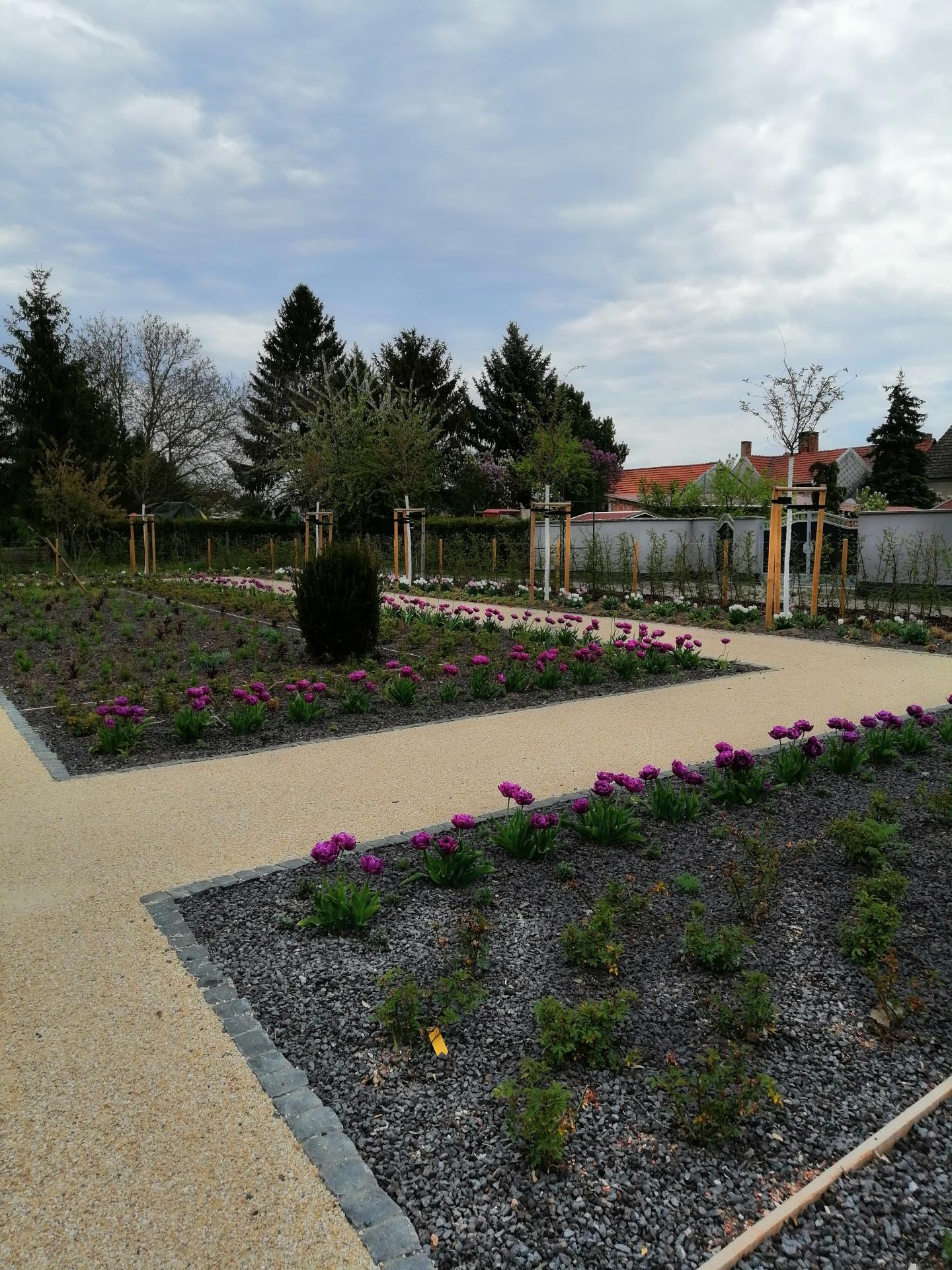Blühgarten