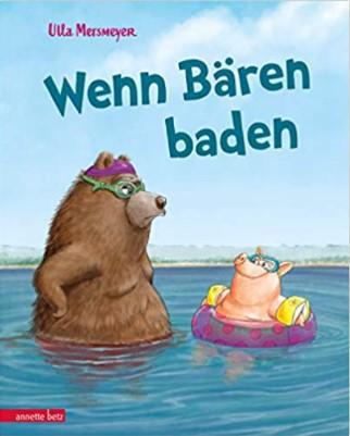 Wenn Bären baden