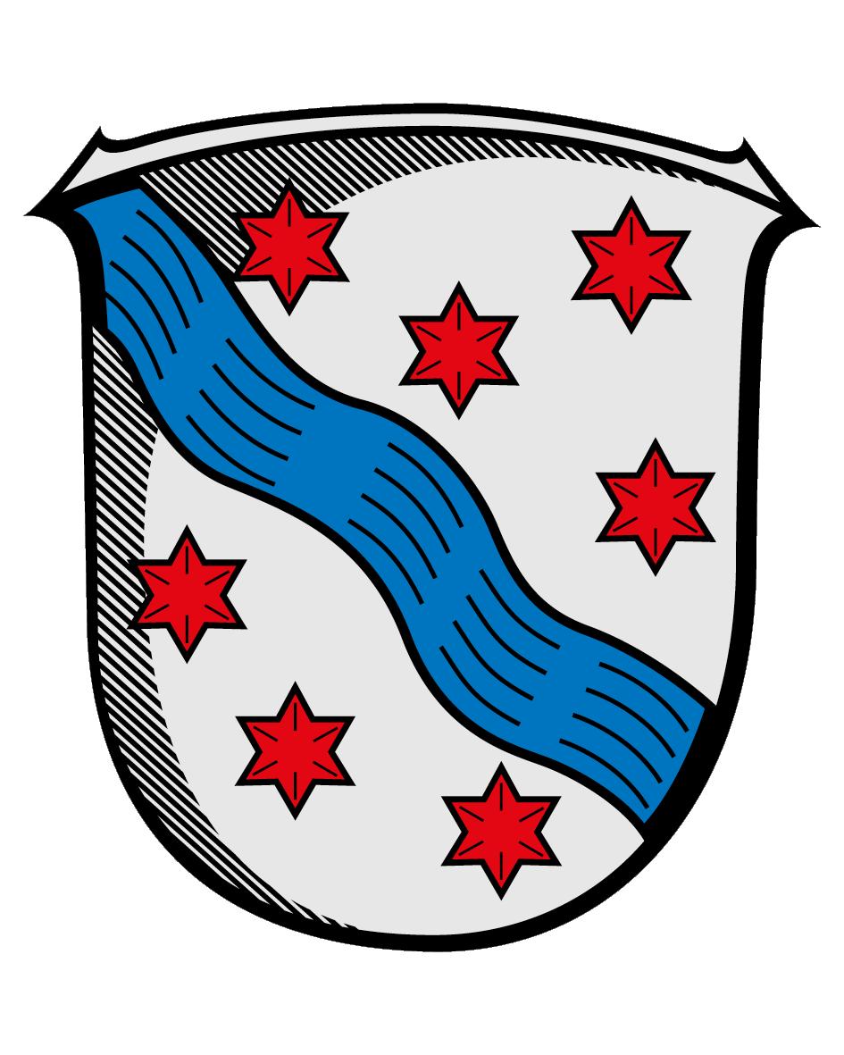 Wappen Gemeinde Hauneck