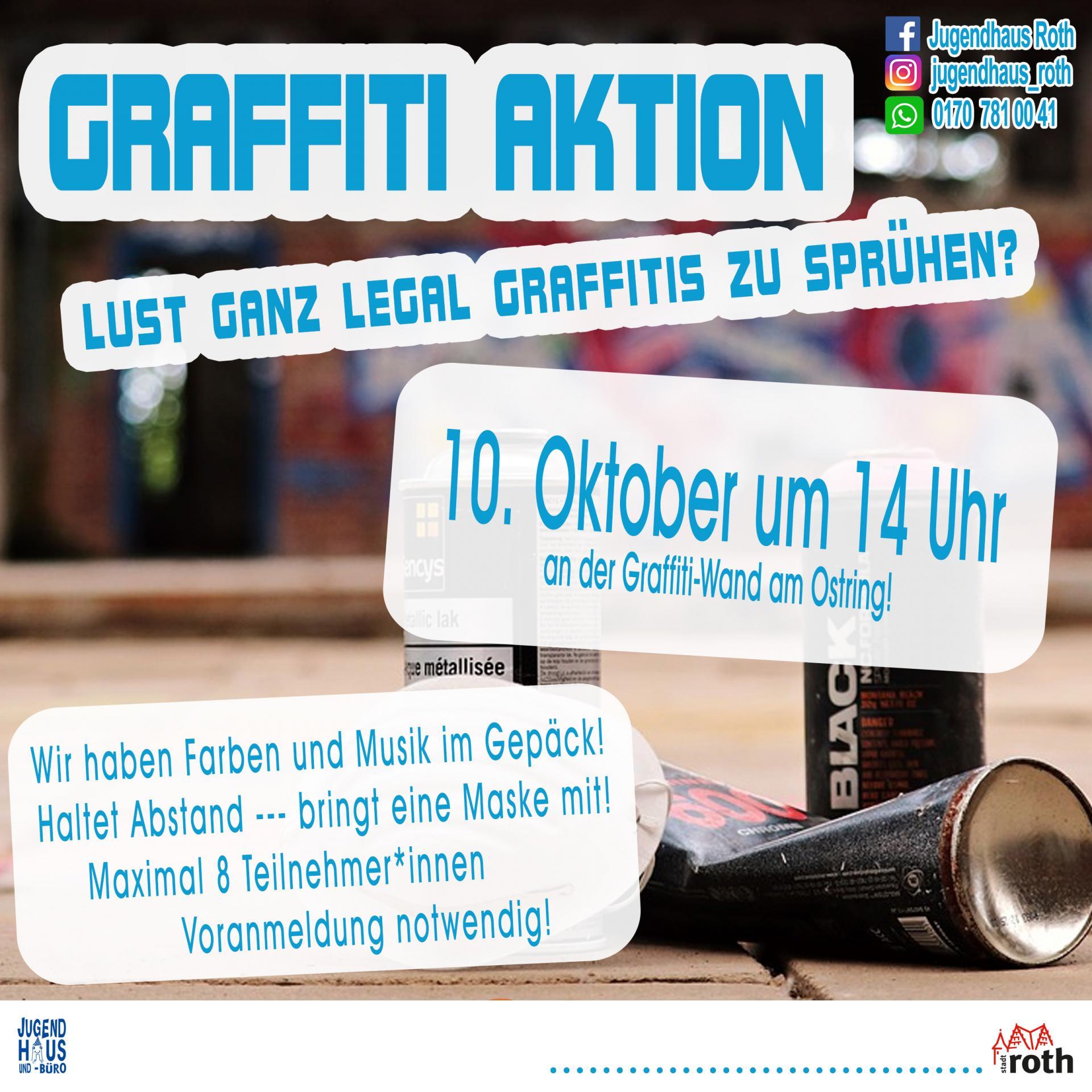graffitiaktion