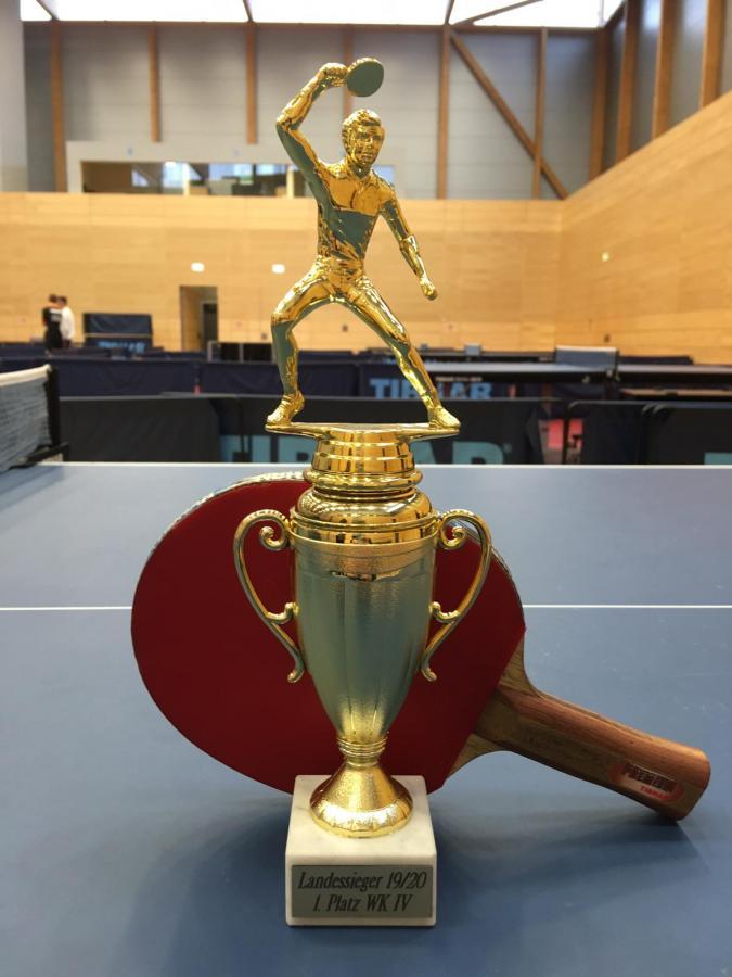 Tischtennispokal 2019