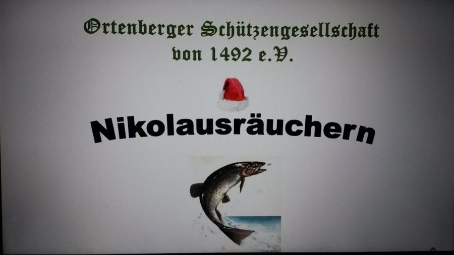 Nikolausräuchern