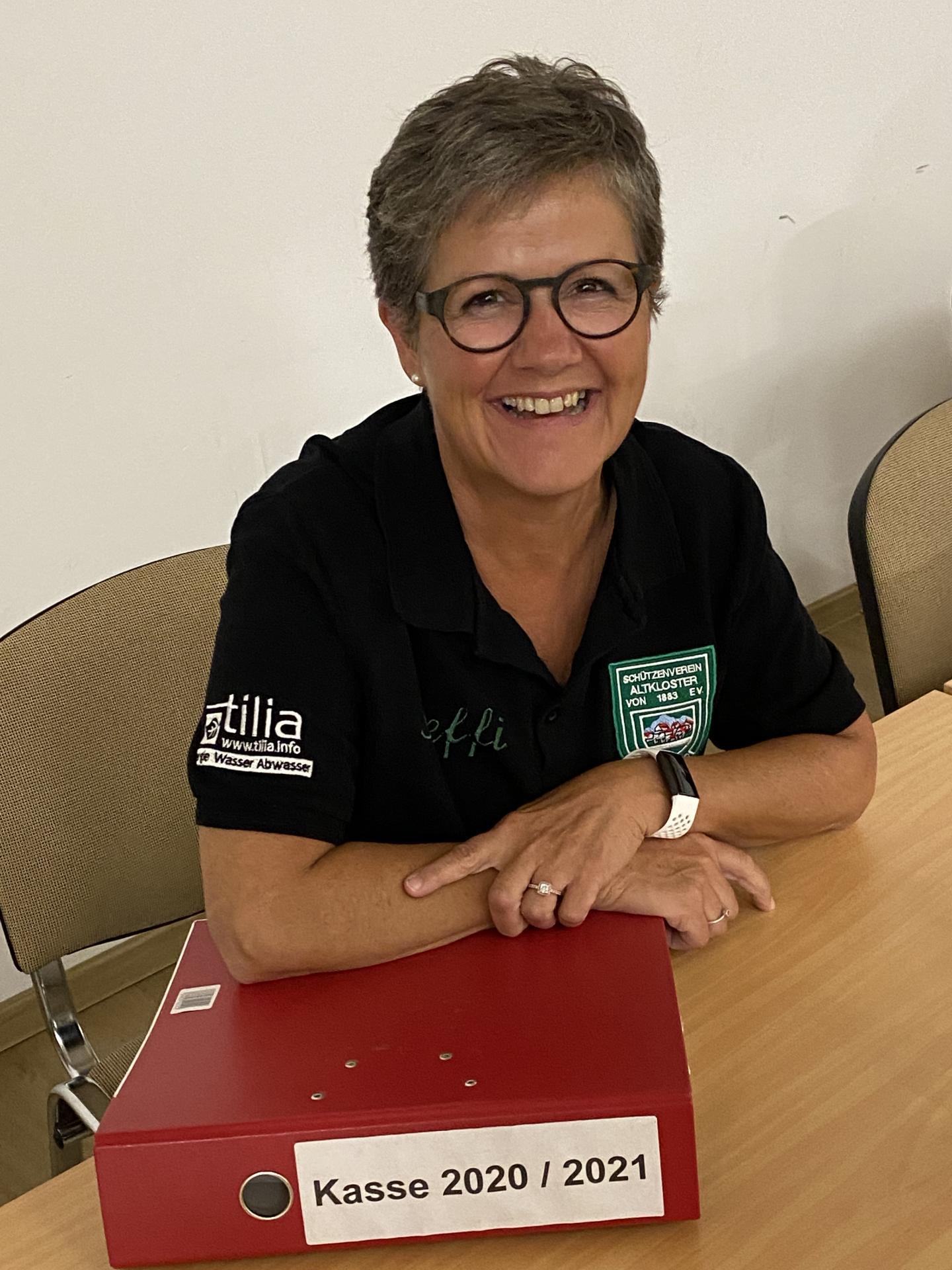 2021-09-09-MV-Stefanie Kiekel neue Kassenwartin