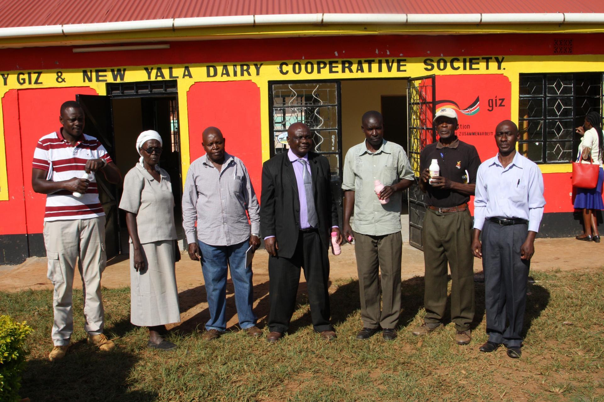 New Yala dairy group