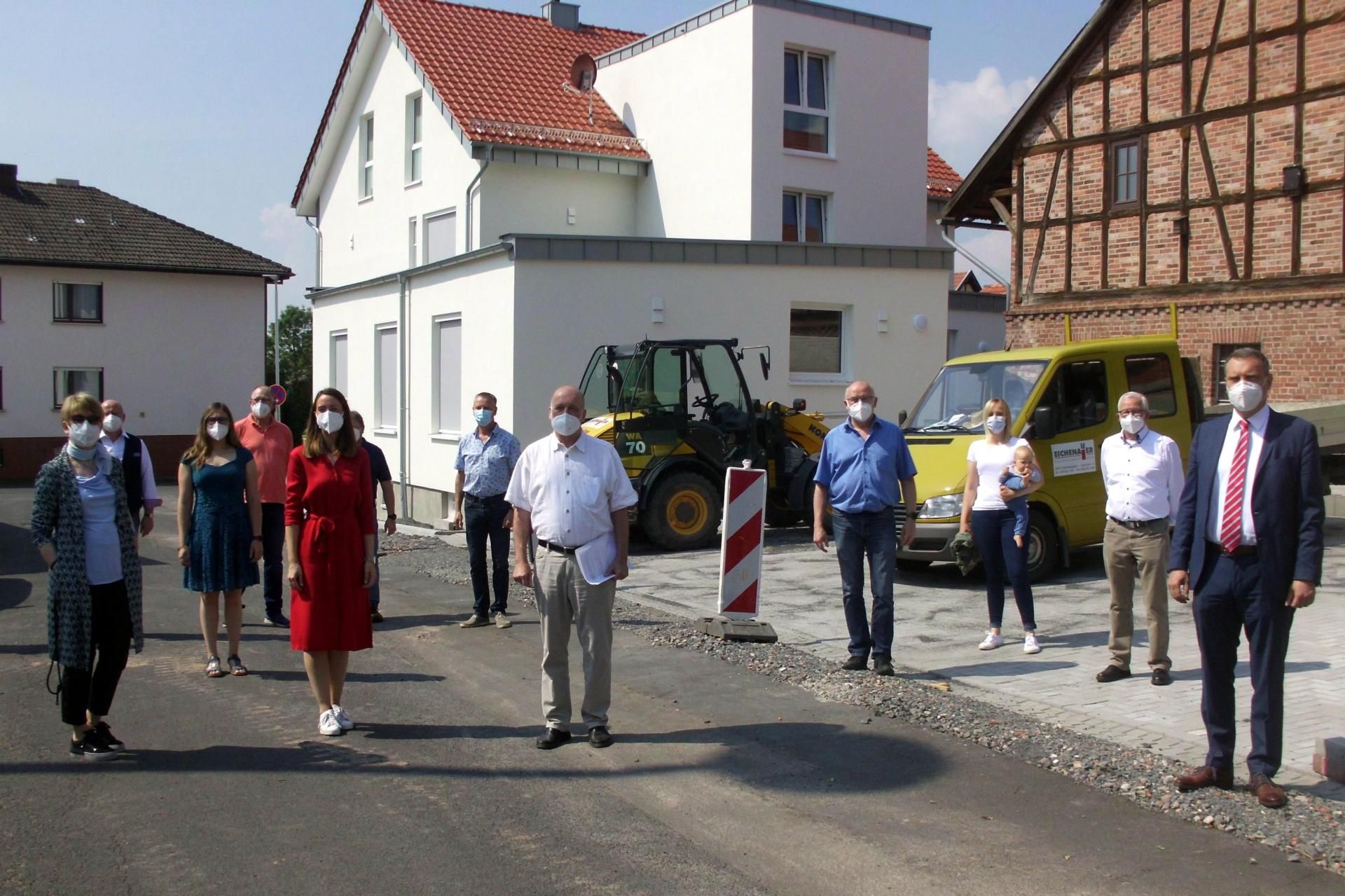 Eröffnung der Tagespflege Schenklengsfeld