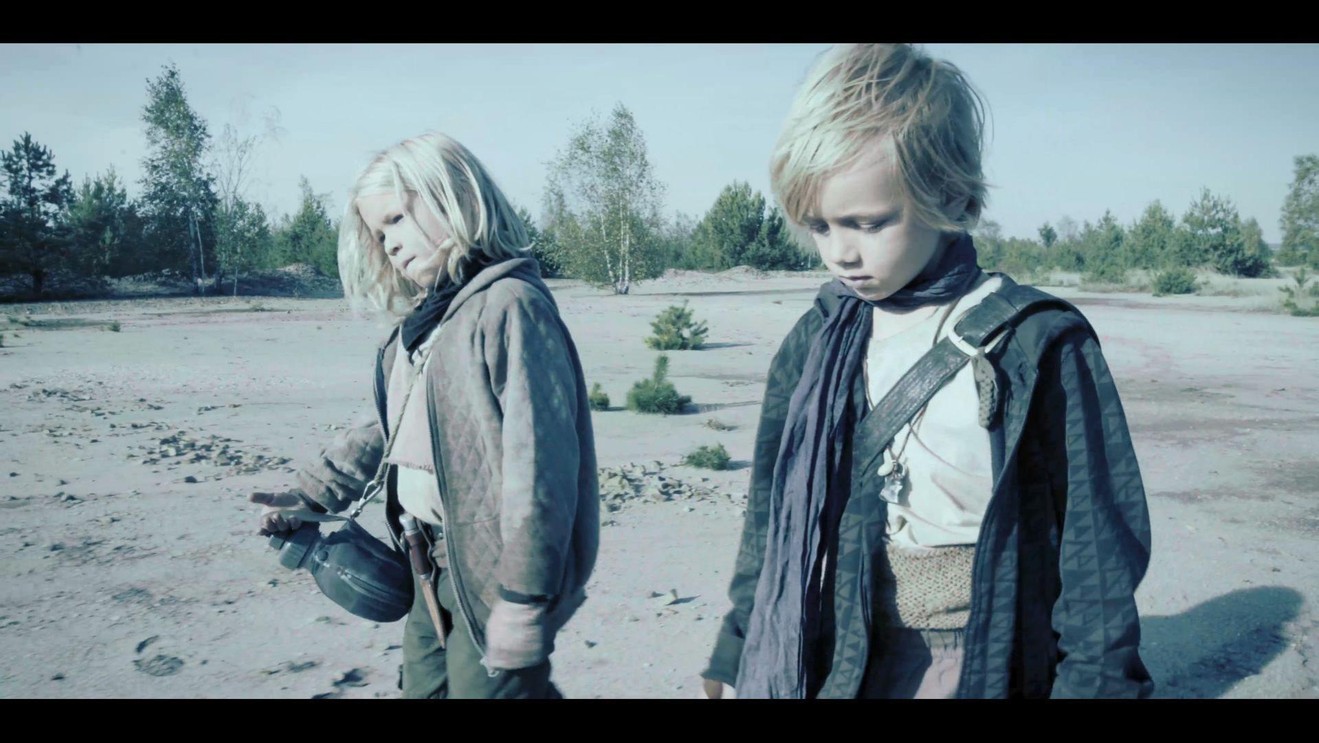 """Auf Wanderschaft: Zwei Freunde sind unterwegs in """"Tribe of Yola"""". Foto: Archiv Manuel Frolik"""
