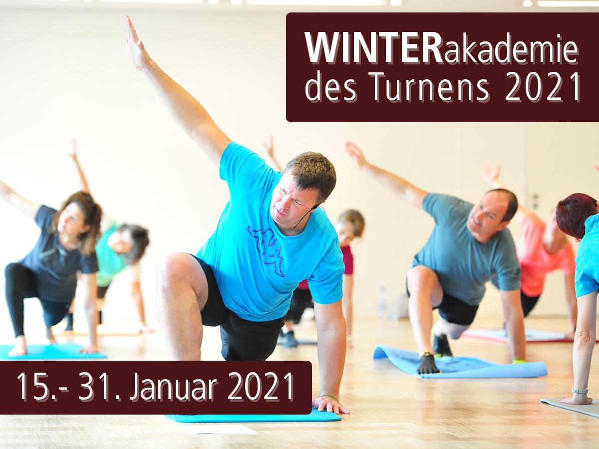 Winterakademie des Turnens