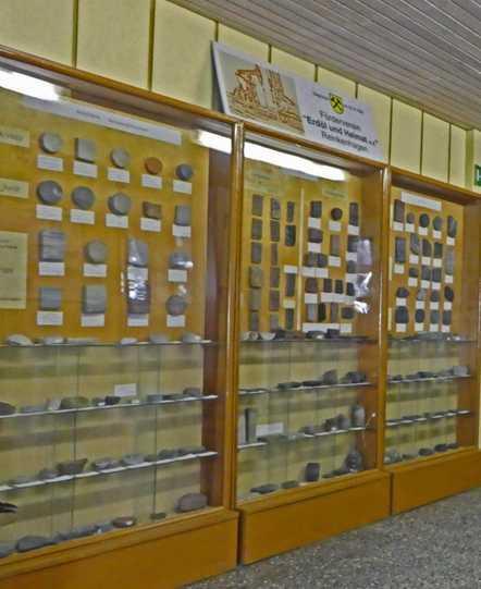 Gesteinsproben aus regionalen Tiefbohrungen,  die bis zum Ordovizium vorliegen  (1961 – 1987)