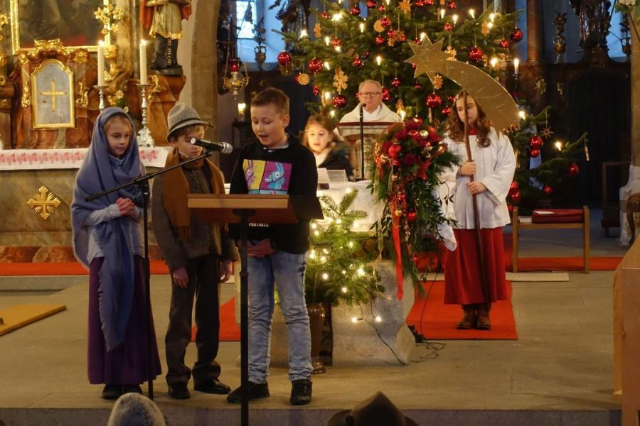 Weihnachten Blaibach 2019 3