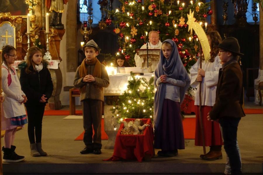 Weihnachten Blaibach 2019 4