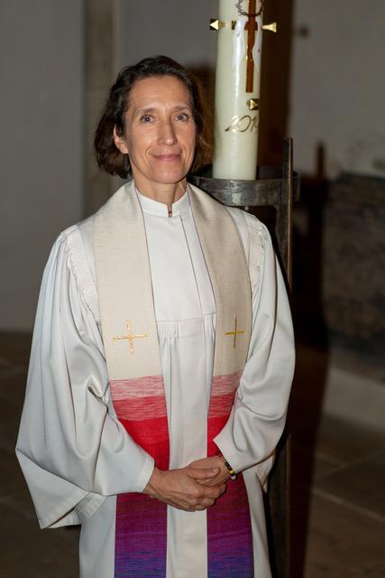 Pfarrerin Angela Kunze-Beiküfner