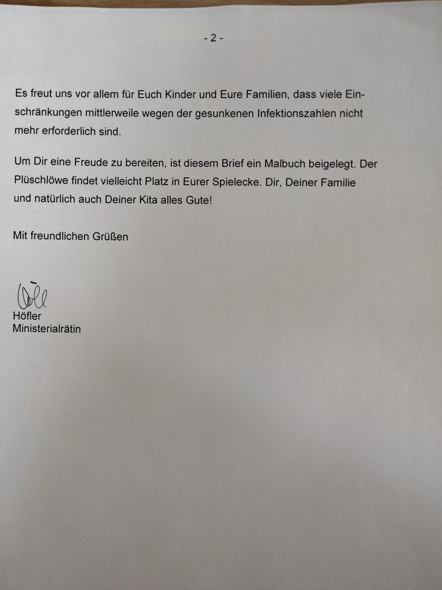 Brief an Herrn Söder 3