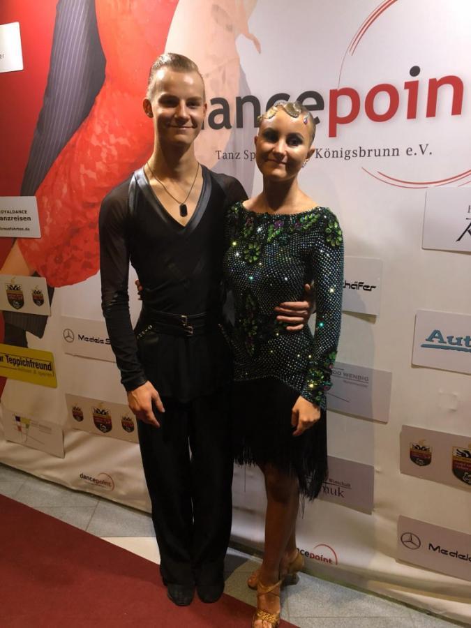 Marcel und Andrine