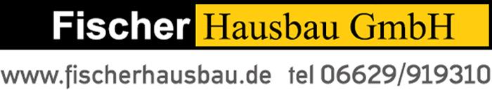 Fischer Hausbau Banner