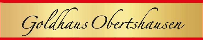 Banner Goldhaus Obertshausen