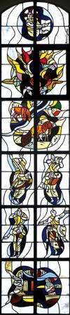 (Glasfenster von Hermann Geyer)
