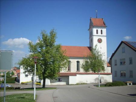 Die spätromanische Pantaleonskirche