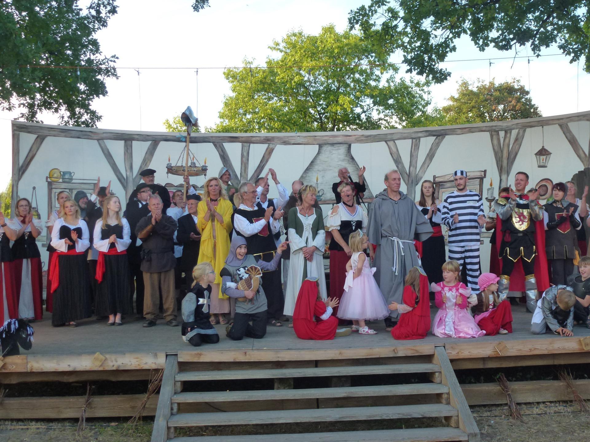 Garlitz 1416, ein Dorf rockt ins Mittelalter, 2016