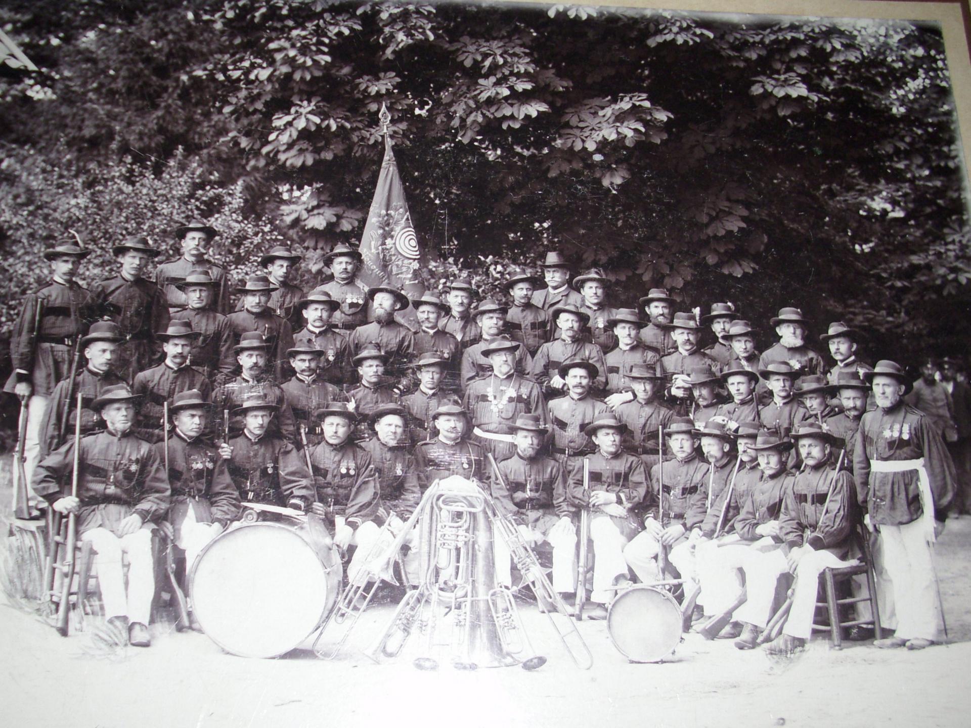 60-jähriges Jubiläum des Schützen-Corps Neuenkirchen
