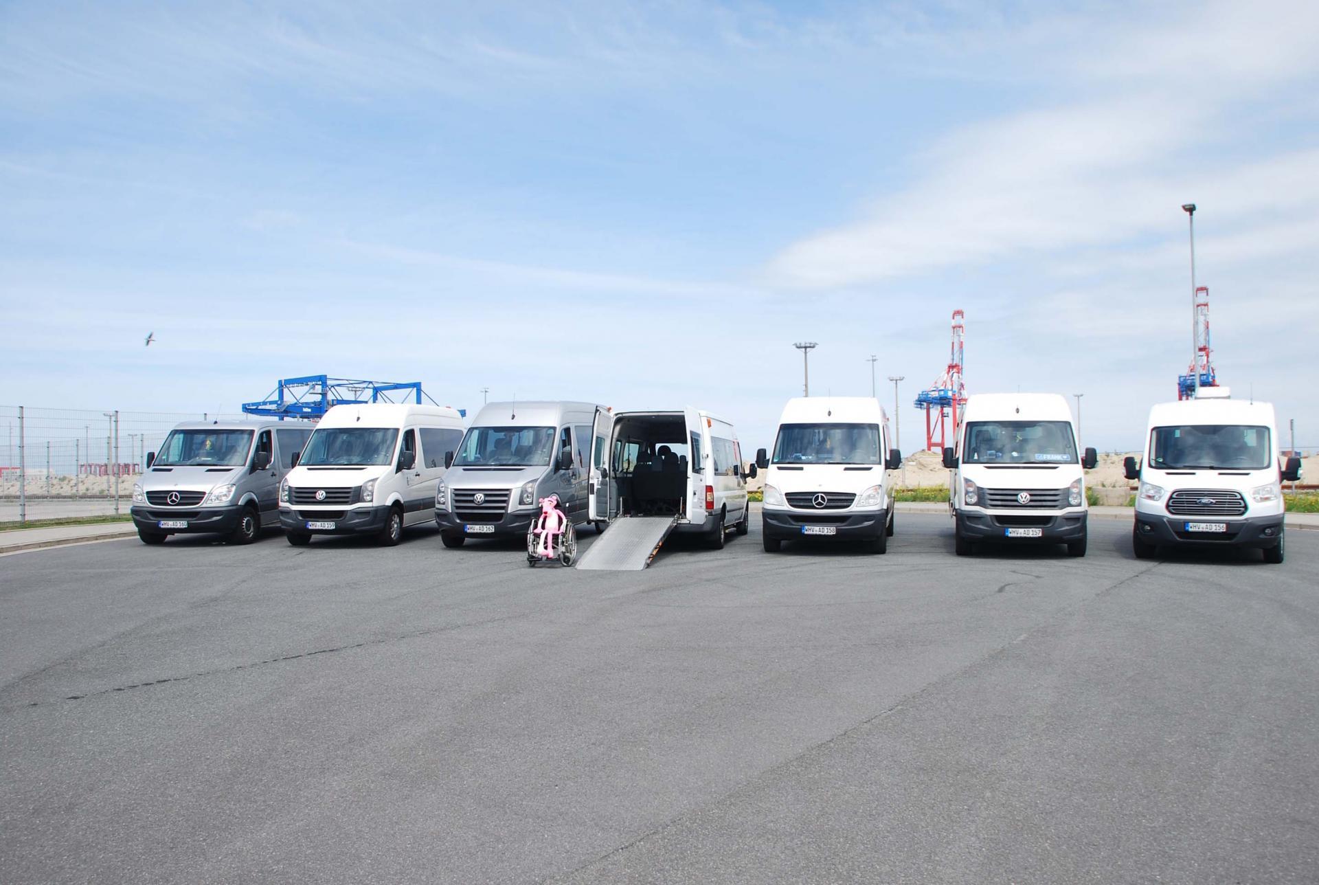 Rollstuhltransporte Dirks Wilhelmshaven