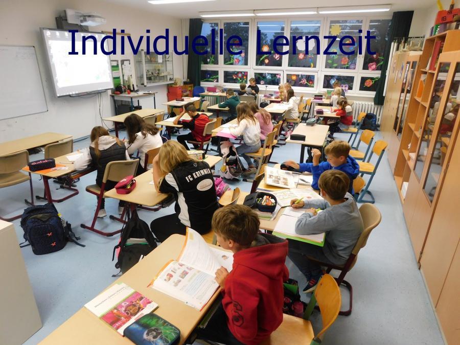 Individuelle lernzeit