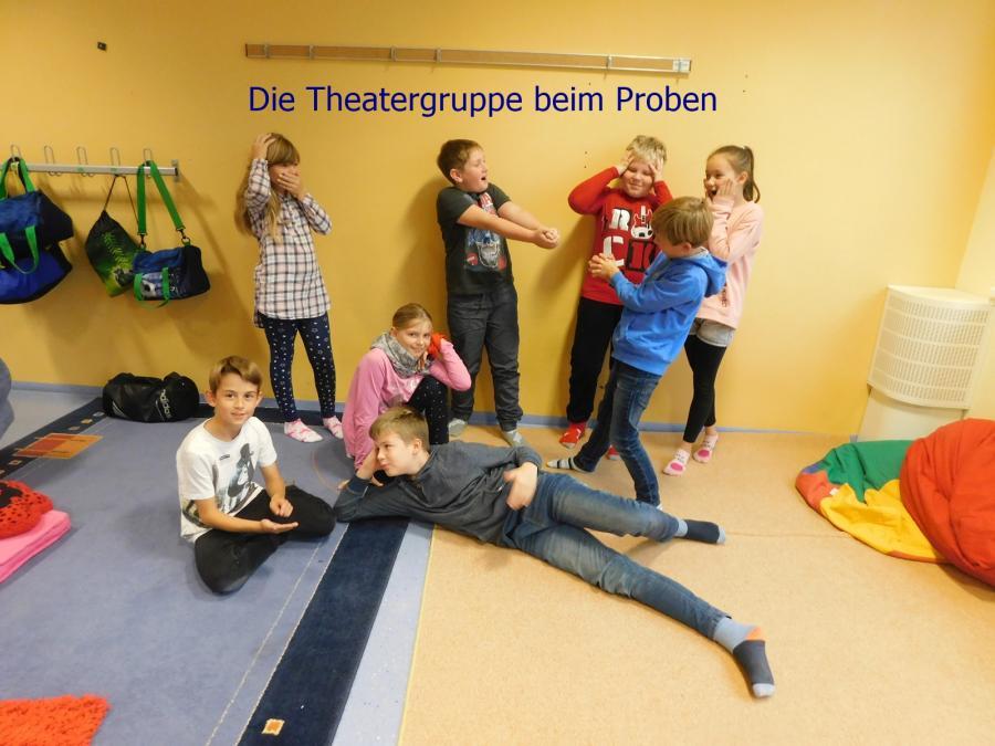 Die Theatergruppe