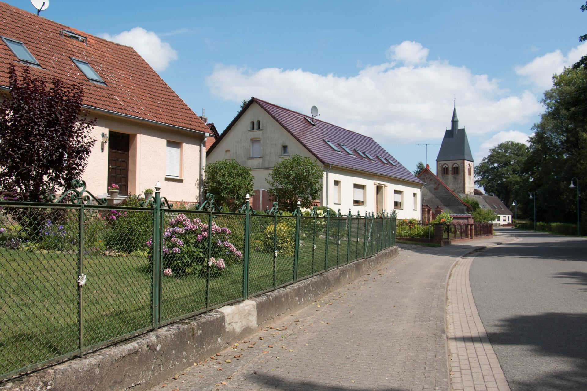 Beveringer Dorfansichten