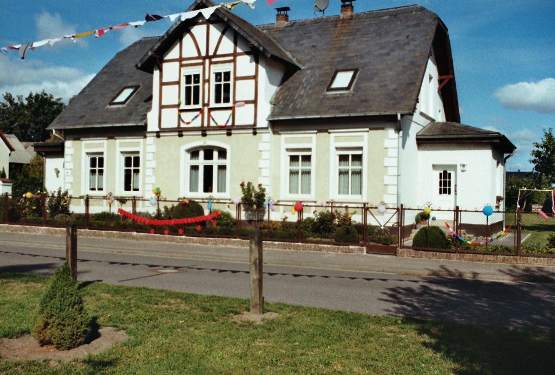 650 Jahre Beveringen - ein Haus schöner als das andere