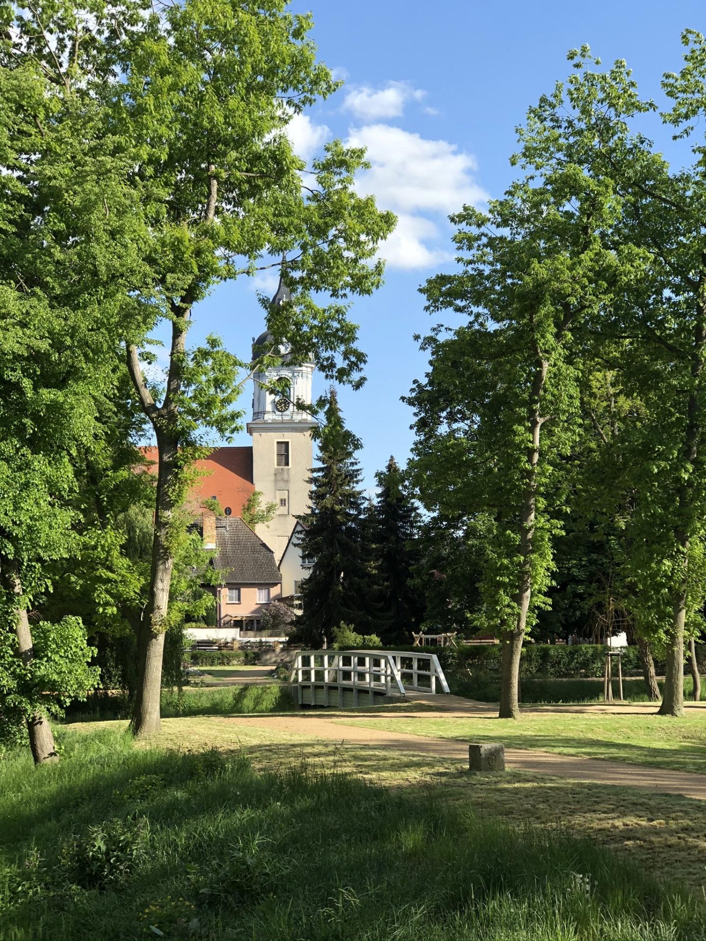 Pretzsch Kurpark (Foto A. Montenbruck)