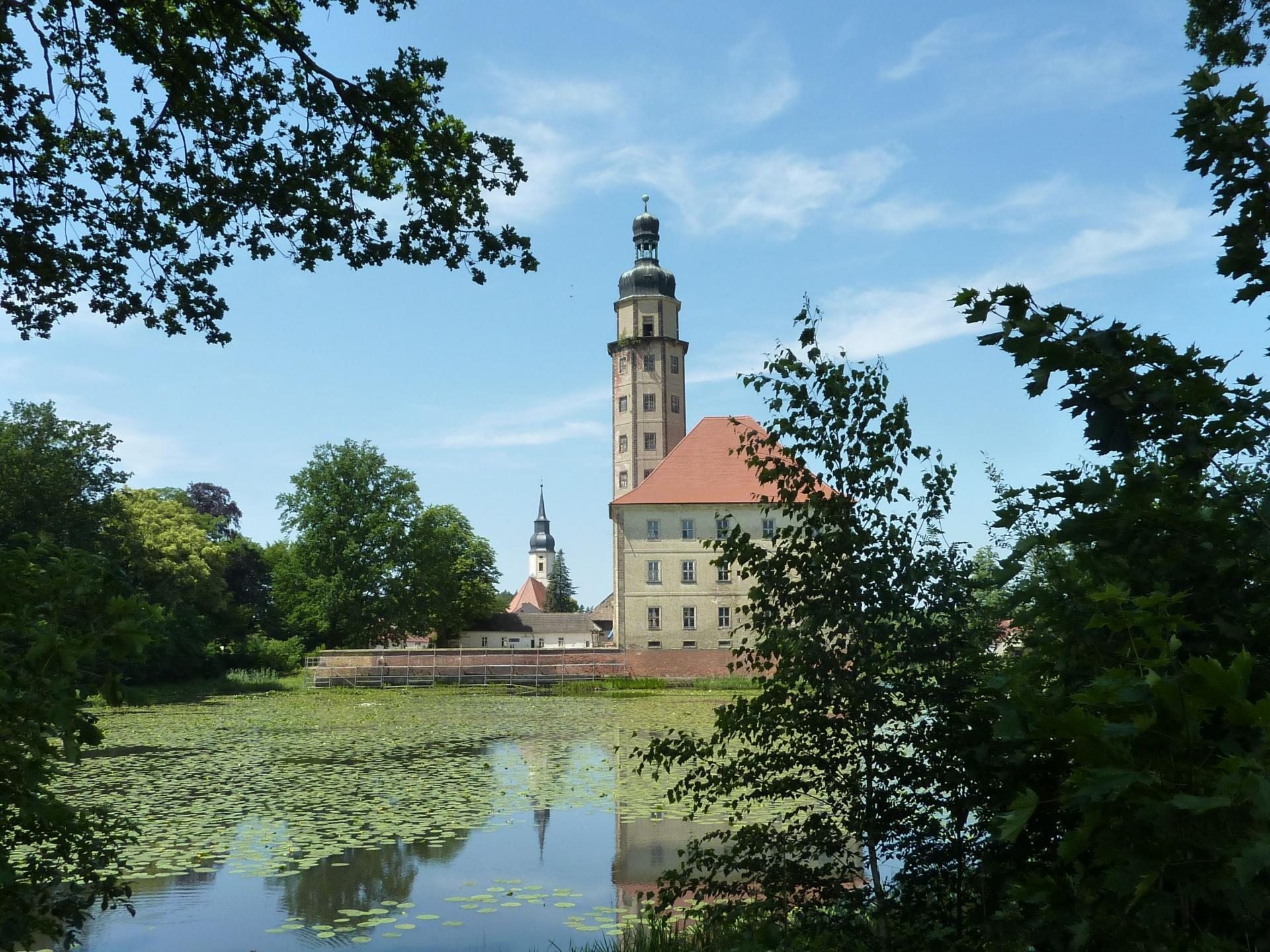 Schloss Reinharz (Foto A. Montenbruck)