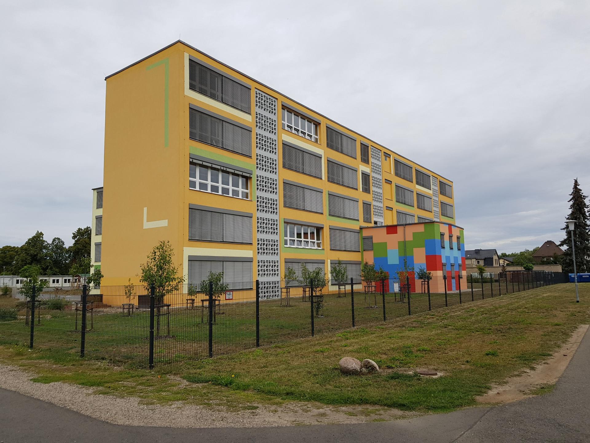 Schule Bad Schmiedeberg