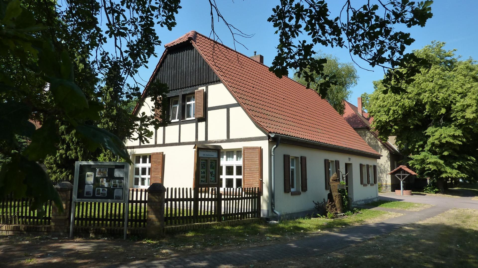 Söllichau Heimatstube (Foto M. Appelt)