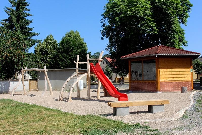 Söllichau Spielplatz (Foto A. Montenbruck)