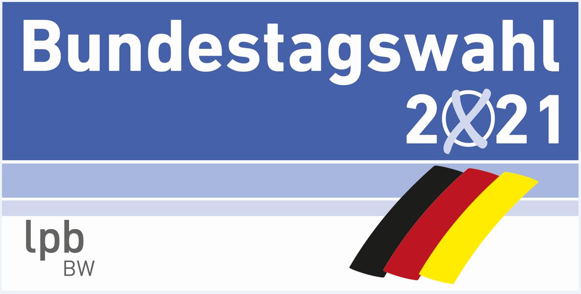 BTW Wahl 2021 Logo