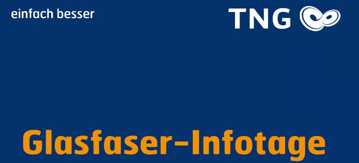 TNG Glasfaserausbau