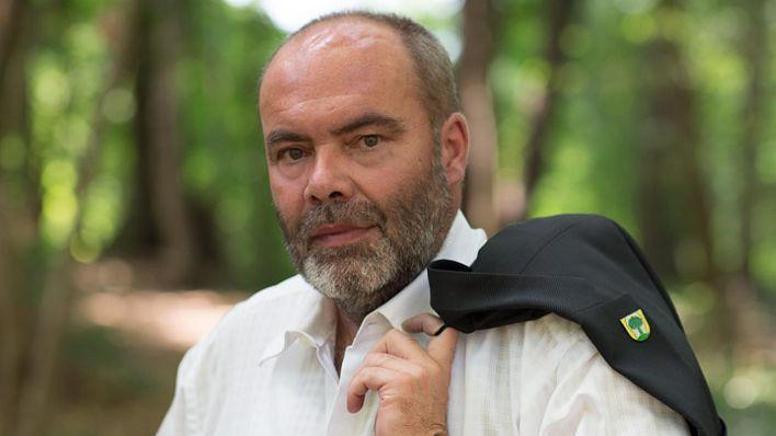 Michael Stawski, Bürgermeister der Stadt Schönewalde